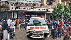 Panchagarh jail guards killed in road...