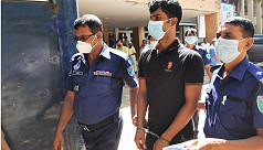 Sinha murder: Constable Rubel put on 7-day remand