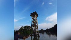 Ratargul watchtower closed for...