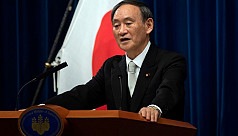 With eye on China, Japan's Suga seeks...