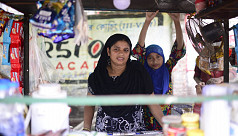 Life of a small shopkeeper during the...