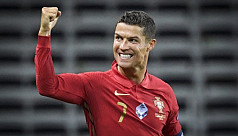 Ronaldo sets sight on international scoring record