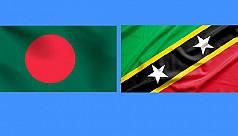 Bangladesh establishes diplomatic ties with Saint Kitts and Nevis