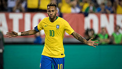 Neymar to lead Brazil in WC...