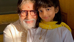 Amitabh Bachchan reveals how granddaughter...