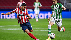 Atletico see off Betis 2-0