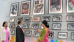 Bangabandhu Corner opened at Bangladesh Embassy in Japan