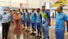 Bangabandhu Fed Cup Basketball begins