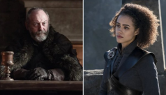 'Game of Thrones' star said no to romance between Davos and Missandei