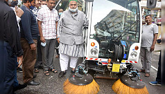 CCC gets modern road sweeping trucks