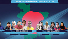 Bangladesh beat Saudi Arabia, Jordan in Asian Online Chess