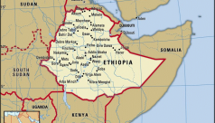 Clashes between Ethiopian states kill...