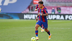 Barca hit by Coutinho injury blow