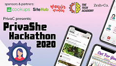 PrivaShe Hackathon 2020 by PrivaC