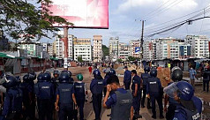 Police, encroachers clash over eviction drive in Cox's Bazar, 10 injured