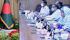 PM Hasina: Wear masks to avoid second...