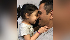 Dhoni's daughter Ziva receives rape threats following CSK's defeat against KKR