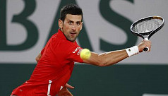 No pressure as Djokovic bids for sixth...