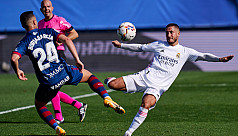 Hazard stunner revives Real Madrid