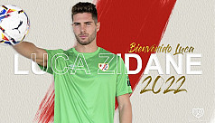 Luca Zidane leaves Real Madrid for Rayo...