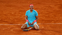 Nadal wins 13th French Open to claim...