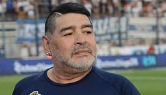 Maradona recovering well from...