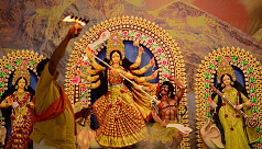 Durga Puja begins, Maha Saptami on Friday