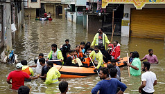 Heavy rains kill 83 in India