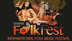 Dhaka International Folk Fest cancelled...