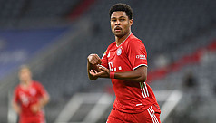 Gnabry tests Covid-19 positive