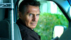 Liam Neeson thriller tops US box office again