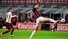 Roma hold table-topper Milan
