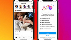 Facebook merges Messenger with Instagram