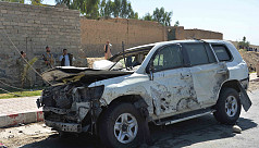 8 killed in attack targeting Afghan...