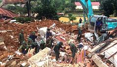 13 killed, dozens missing after typhoon...
