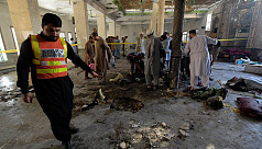 Blast at Pakistan religious school kills 7