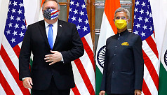 US puts threats from China at heart of India talks