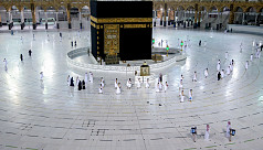 Mecca reopens for limited umrah...