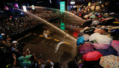 A moving current: Thai protesters adopt...