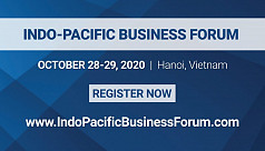 Indo-Pacific Business Forum from October...