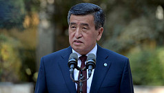 Kyrgyzstan president resigns to end...