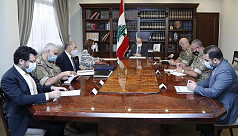 Lebanon, Israel hold talks on disputed maritime border