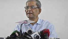 Fakhrul: Khaleda Zia under house...