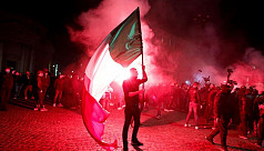 More Italy protests as Covid-19 gloom engulfs global economy
