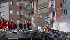 Mother, children rescued from Turkey quake rubble; death toll at 28