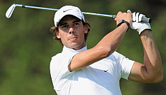 Nadal sixth in Mallorca golf tournament