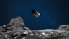 Nasa says probe successfully stowed sample from asteroid