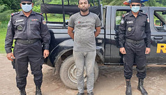 Notorious criminal arrested from Gazipur...