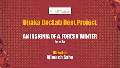'An Insignia of a Forced Winter' wins Best Project at Dhaka DocLab 2020