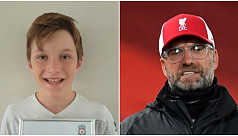 Family blown away by Klopp's advice to young Liverpool fan